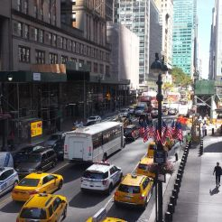 45th Street from above